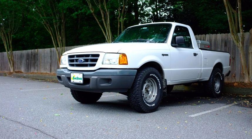 Main photo of Kevin Bandy's 2002 Ford Ranger