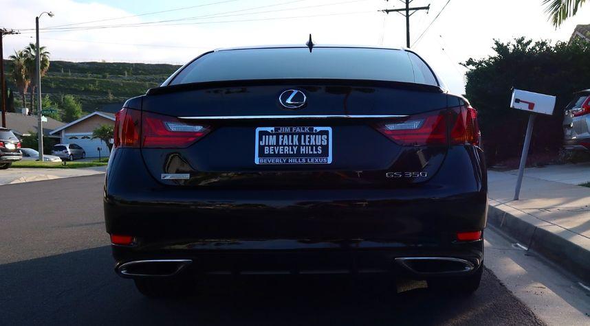 Main photo of Winson Xu's 2015 Lexus GS350