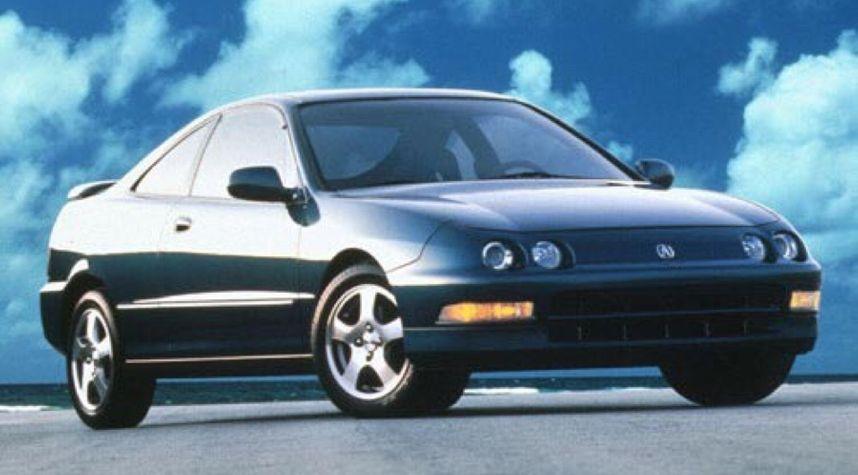 Main photo of Devin Thompson's 1995 Acura Integra