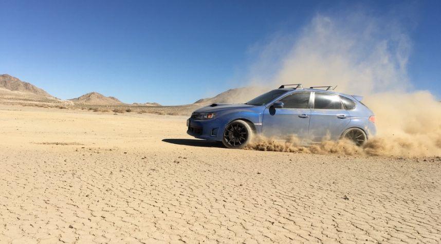 Main photo of Chris Oels's 2008 Subaru Impreza