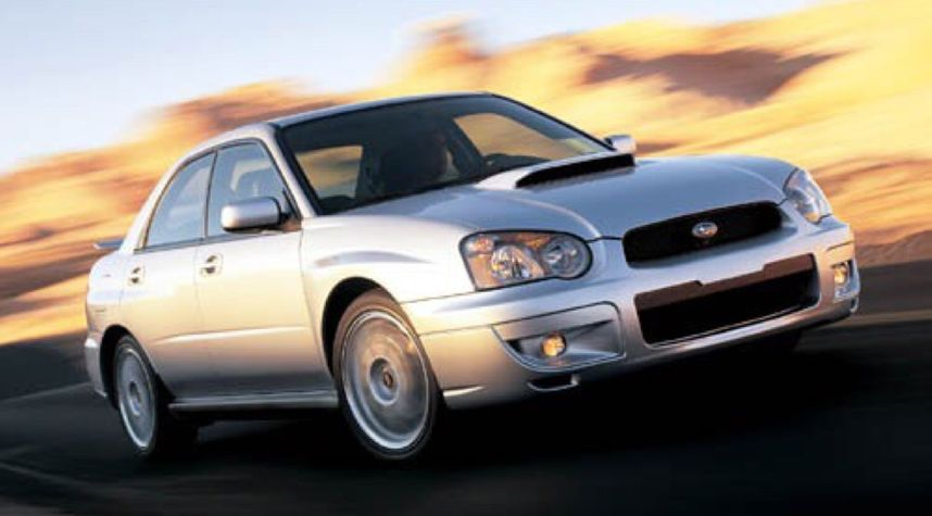 Main photo of George Proffitt's 2004 Subaru Impreza