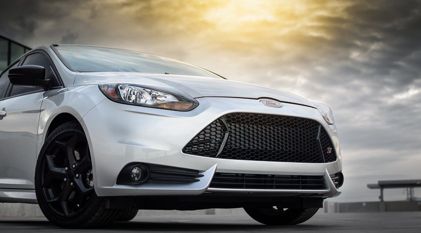 Main photo of Guy Nehrenz's 2014 Ford Focus ST