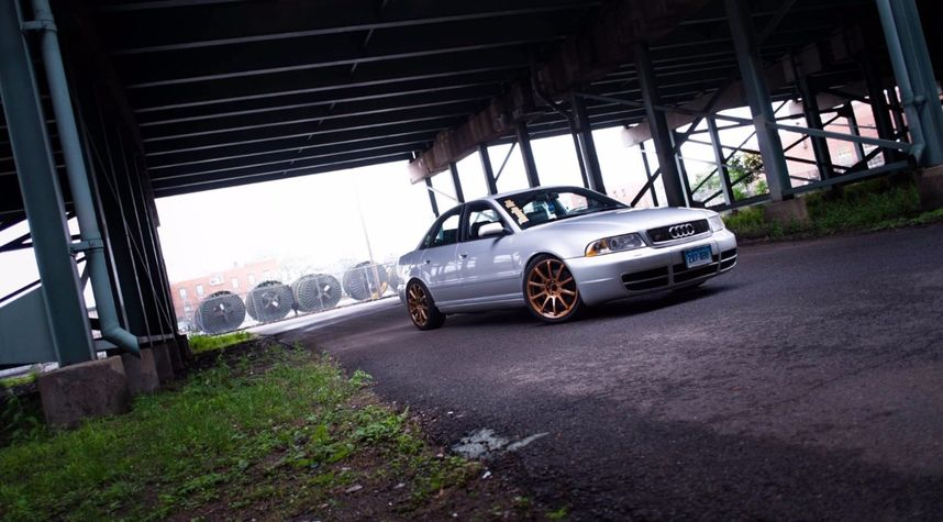 Main photo of Kevin Aleixo's 2001 Audi S4