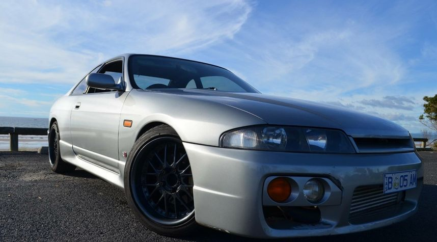 Main photo of Aaron Meldrum's 1996 Nissan R33 Skyline