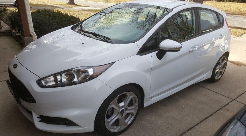 Main photo of Anthony Kim's 2015 Ford Fiesta