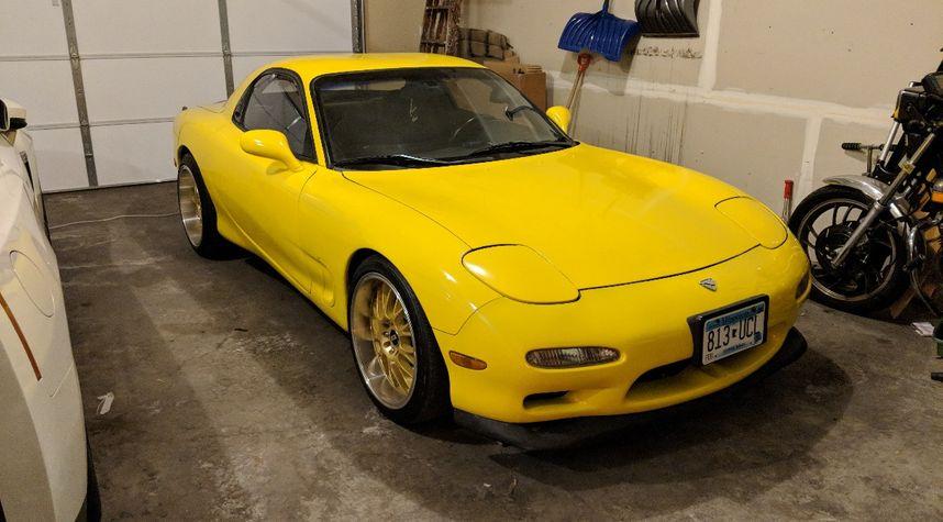 Main photo of Trevor Crew's 1993 Mazda RX-7