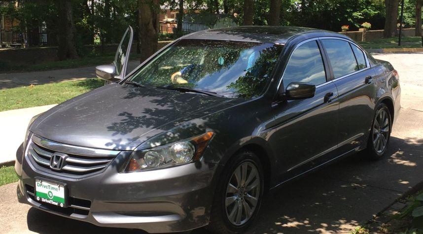 Main photo of Randy Aguirre's 2012 Honda Accord