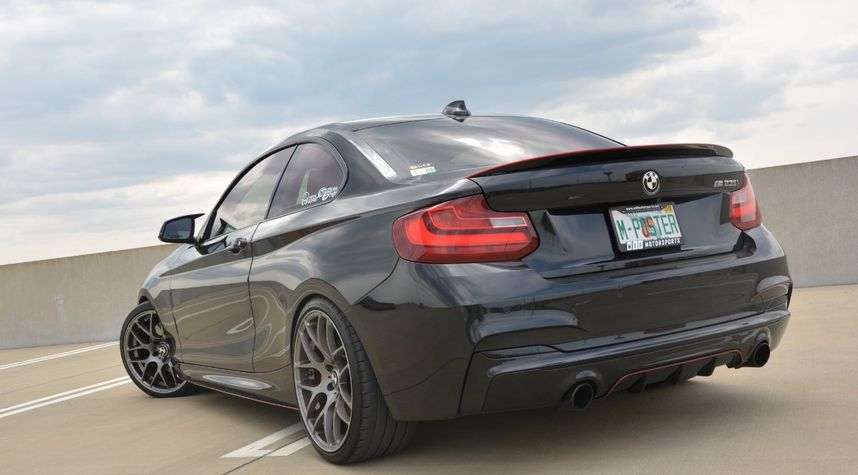 Main photo of Alan Birmaher's 2014 BMW 2 Series