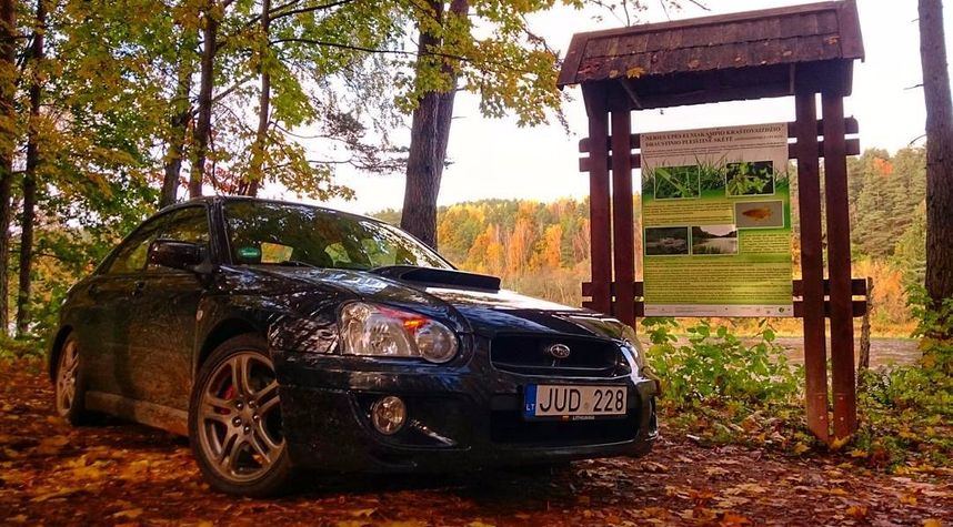 Main photo of Arturas Azeusas's 2005 Subaru Impreza