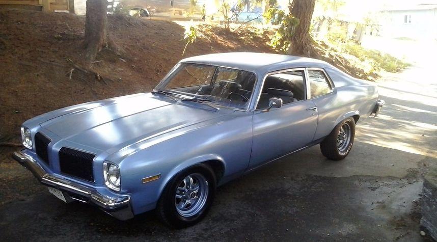 Main photo of Trevor Buonaccorsi's 1973 Oldsmobile Omega