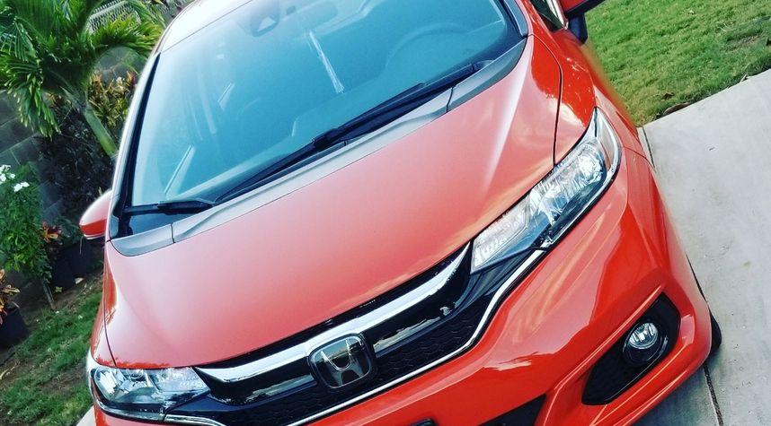 Main photo of Marck Rumbaua's 2019 Honda Fit
