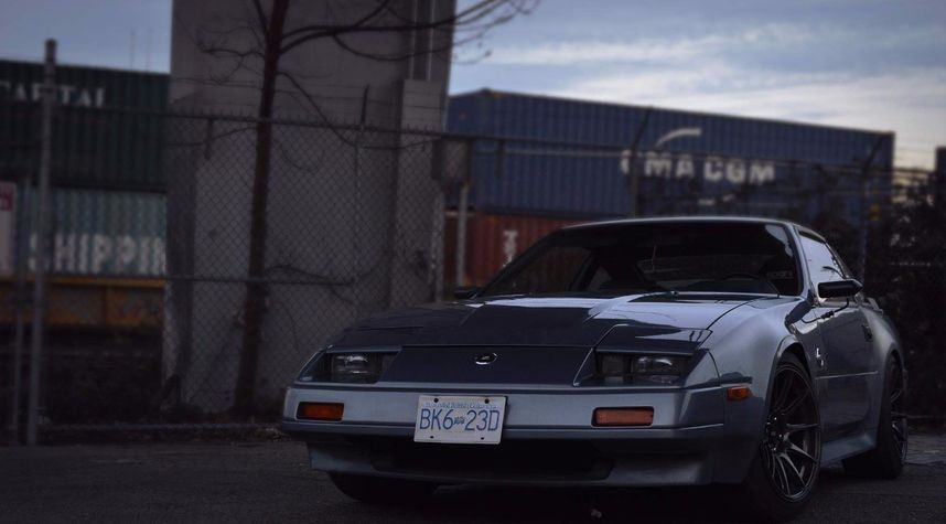 Main photo of Devin Squibb's 1986 Nissan 300ZX