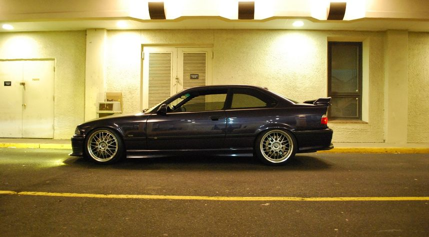 Main photo of Mauro Oliveira's 1997 BMW M3