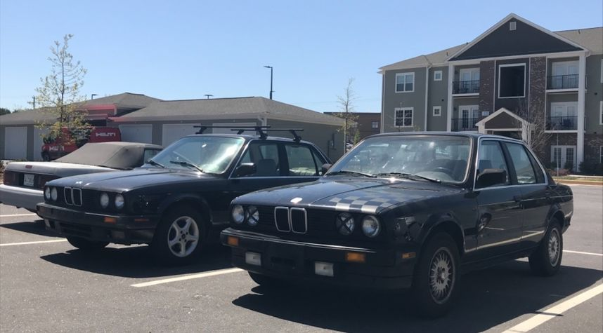Main photo of Jacob Norton's 1986 BMW 325