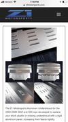 Thumbnail of Aluminum Undershroud