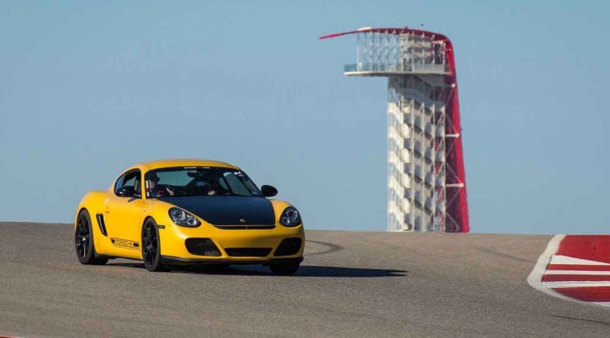 Main photo of Get Some Fast's 2012 Porsche Cayman