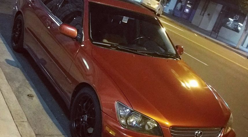 Main photo of Rex Huggins's 2001 Lexus IS 300