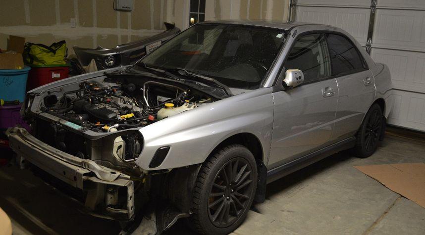 Main photo of Jared Schwebel's 2002 Subaru Impreza