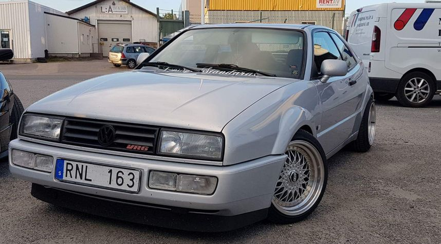 Main photo of Marcus Hg's 1992 Volkswagen Corrado