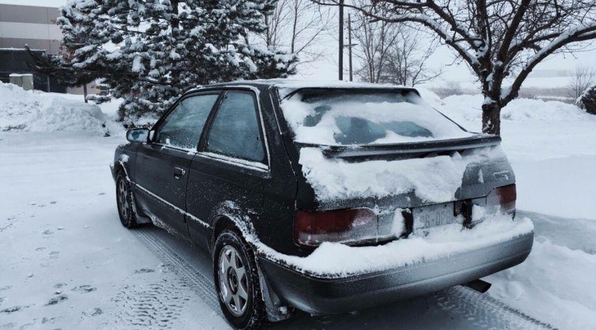 Main photo of Marquette LaForest's 1988 Mazda 323
