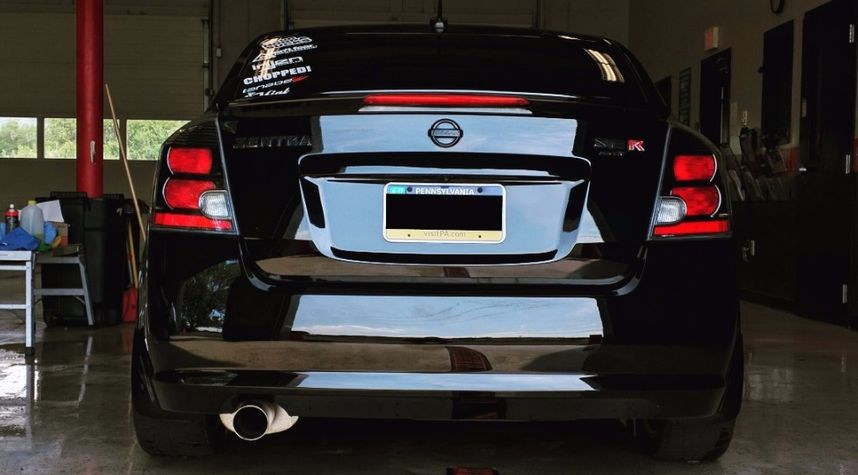 Main photo of Anthony Rosian's 2012 Nissan Sentra