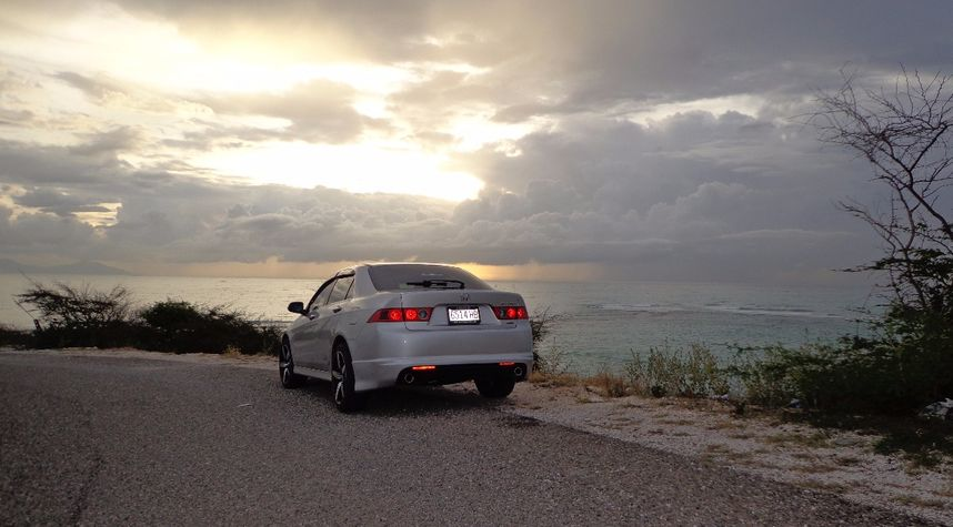Main photo of Leopold Barnes's 2008 Acura TSX