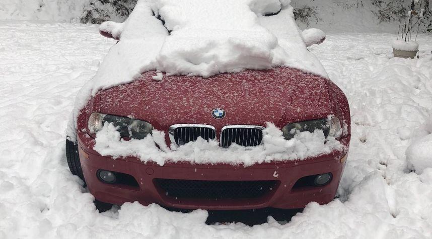 Main photo of Caleb Bailey's 2002 BMW M3