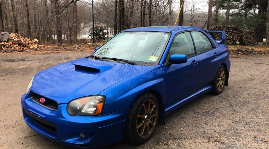 Main photo of Matt Brotherton's 2005 Subaru Impreza