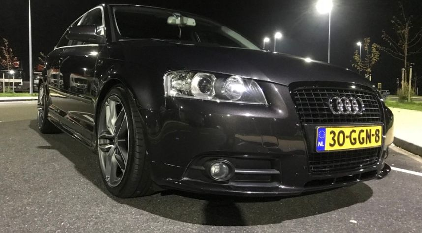 Main photo of Mike Kuijpers's 2008 Audi A3