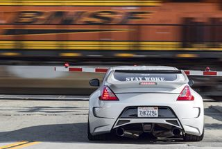homepage tile photo for 370Z & TRAINS