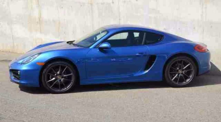 Main photo of Brian Ellis's 2015 Porsche Cayman