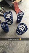Thumbnail of Lowering springs