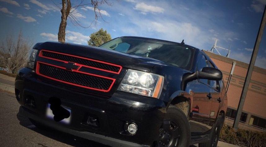 Main photo of Osman Tena's 2008 Chevrolet Tahoe