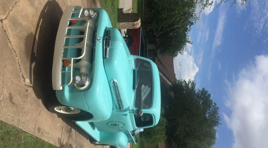 Main photo of William Sullivan's 1951 Ford Pickup