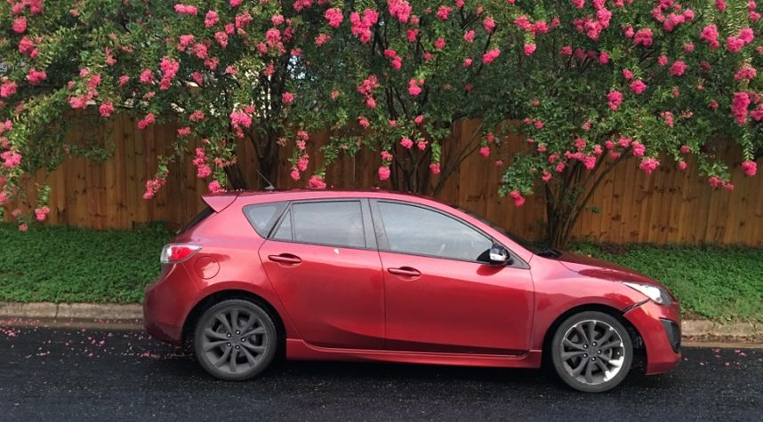 Main photo of Khaldoun Trosic's 2014 Mazda Mazda3