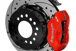 homepage tile photo for Wilwood Disc Brakes New Rear Parking Brake Kit for Chevy 12-Bolt C-Clip Eliminator
