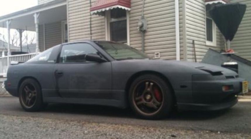 Main photo of Andrew Snyder's 1990 Nissan 240SX