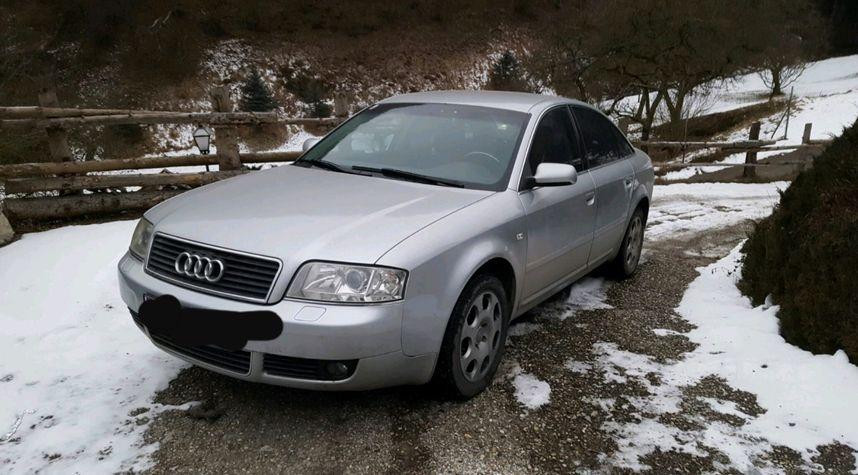 Main photo of Patrick May's 2004 Audi A6