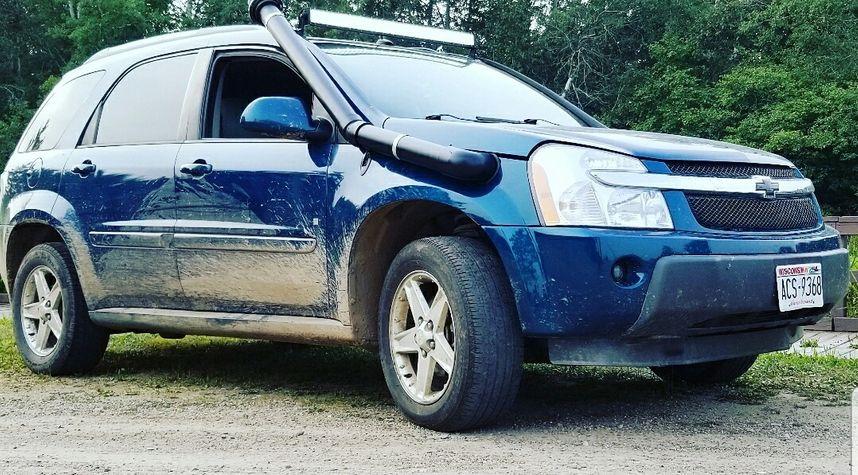 Main photo of Scot Paul's 2006 Chevrolet Equinox