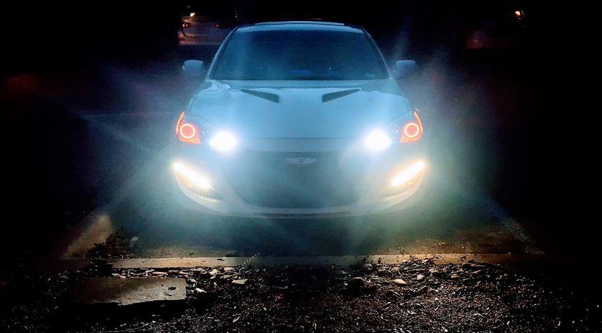 Main photo of Ahmad Rashed's 2013 Hyundai Genesis Coupe