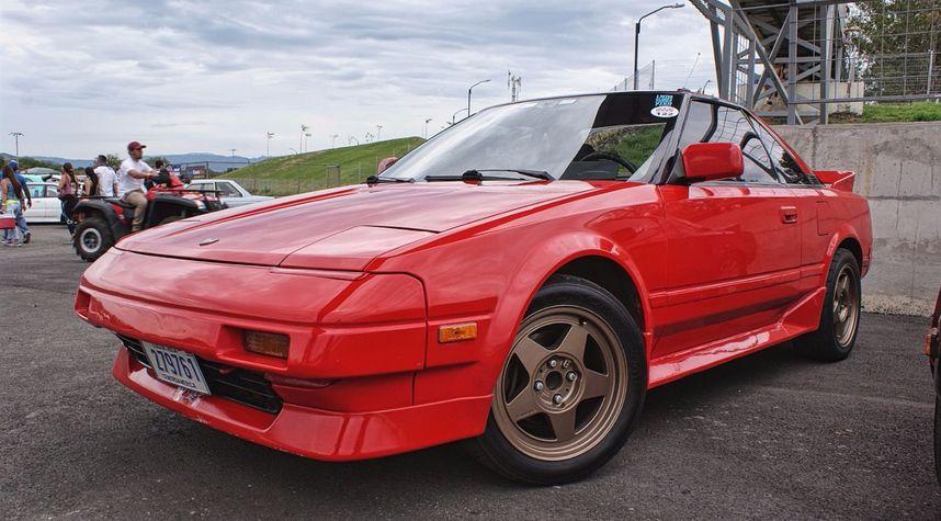 Main photo of Marcos Gustavino's 1989 Toyota MR2