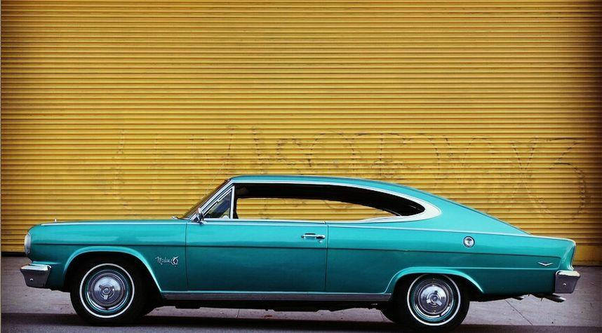 Main photo of Tyler Fialko's 1965 American Motors Marlin