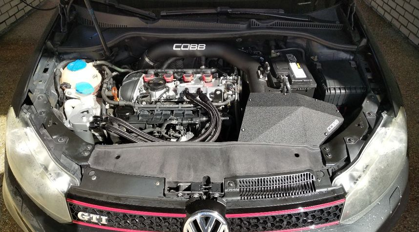 Main photo of Zach Paul's 2011 Volkswagen GTI