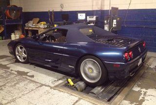 homepage tile photo for Ferrari 355 Smog Test vs. Child Birth - Same Diff? http://oppositelock...