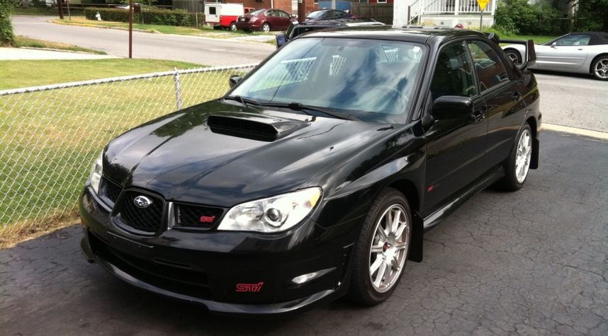 Main photo of Mike Farmer's 2009 Subaru Impreza
