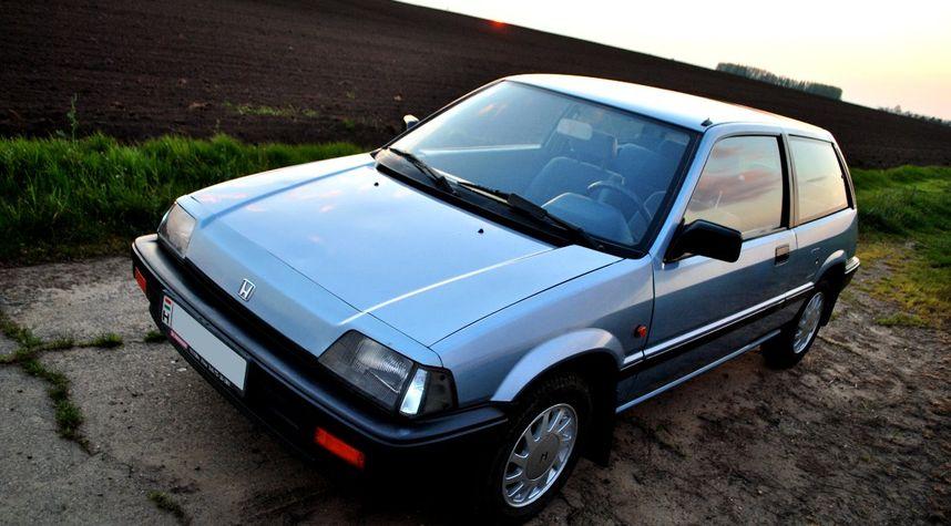 Main photo of Daft Pete's 1985 Honda Civic
