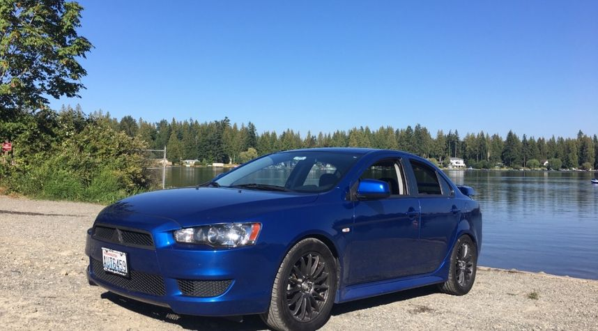 Main photo of David Grunden's 2011 Mitsubishi Lancer