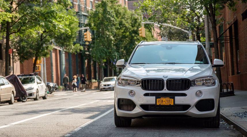 Main photo of Brian Azara's 2017 BMW X5