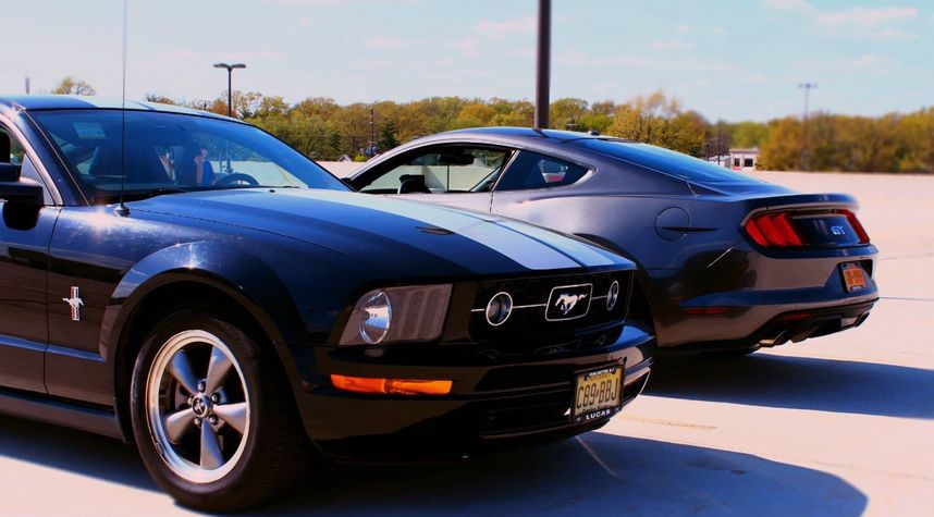 Main photo of George Garey's 2006 Ford Mustang