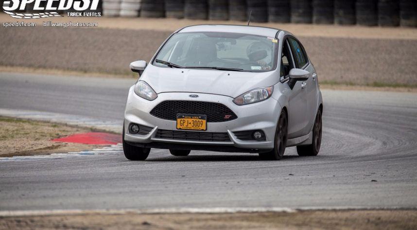 Main photo of Brian Silvestro's 2014 Ford Fiesta